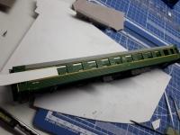 Вагон модели 61-425 в окрасе РЖД