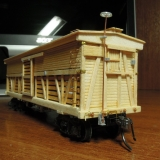 Деревянные вагоны
